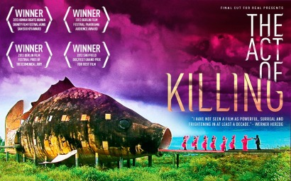 The Act of Killing, Documentary,