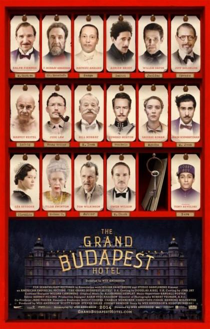 The Grand Budapest Hotel1