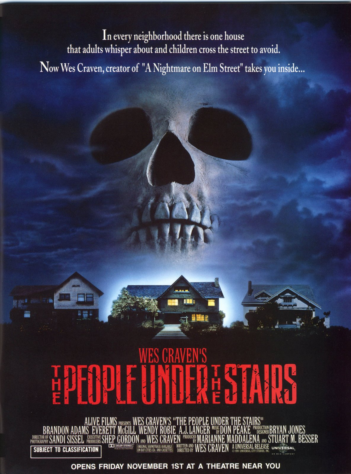 Image result for the people under the stairs